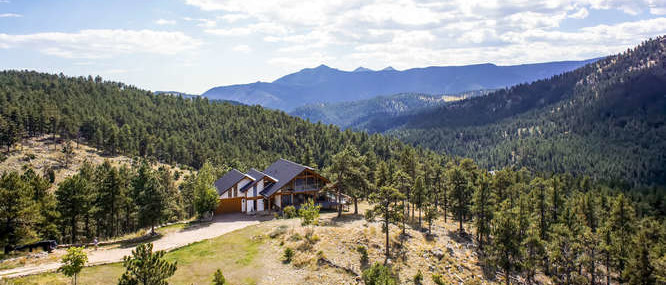 Mountain Home in Boulder